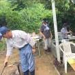 「IKOI収穫祭」 トウモロコシの大盤振舞い