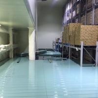冷凍庫の棚を増設しました ◆◆冷蔵・冷凍が必要な食品・グルメ専門の発送代行サービス◆◆