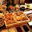 東三国の宴会!2980円飲み放題付コースがヤバイ「串揚げ かず屋」