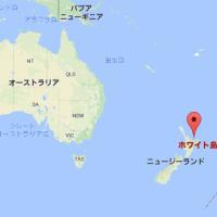 ニュージーランドの湖が消える