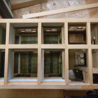 木工を楽しむ 古民家模型作り-庄屋さんの母屋作り-3