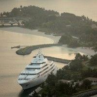 ドバイで人工島の建設ラッシュ、新しい観光島は20年完成