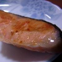 10月23日 焼鮭をいただきました。