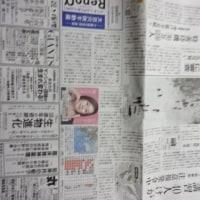 28日朝刊