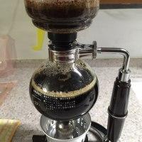 サイフォン式コーヒーメーカー