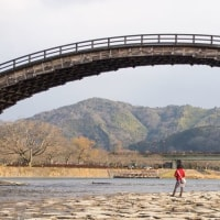 錦帯橋と吉香公園 170206