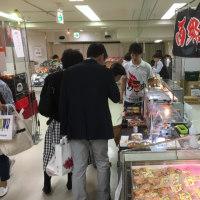 丸広百貨店川越店。