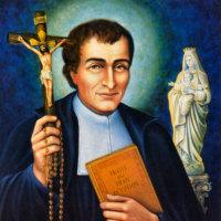毎日のロザリオ   聖グリニョン・ド・モンフォール