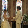 暑い最中の結婚式&披露宴