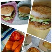お弁当🎵校外学習