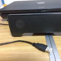 USBサウンドバースピーカー 400-SP012