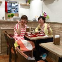 レイカちゃんとパフェ&川島さんお店オープニングパーティー
