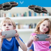 5%off-Makeblock Airblock モジュラーとプログラマブル スターター ドローン クアドコプター 教育知能子供用ギフト
