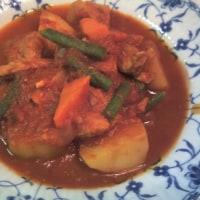 豚肉のトマト煮