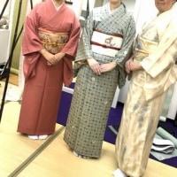 着付け教室のあと「Toshi Yoroizuka TOKYO」に吸い込まれ・・・