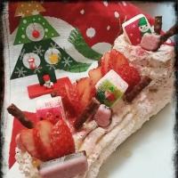 切り株ケーキ以外はクリスマスケーキじゃない?
