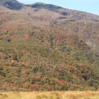 霧降高原 ~大山からキスゲ平草紅葉へ一直登~