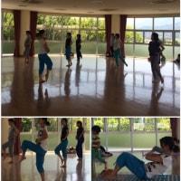 ツインドームのレッスン~骨盤ビ&Power Yoga~