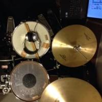 「ドラム練習」
