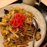帯広名物、豚丼…ではなく「中華ちらし」。