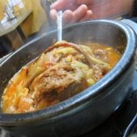ユッケジャン 10000うぉんでソウルの第一食