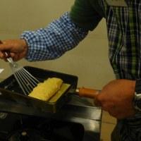 シニア男性料理クラブは13年目になりました