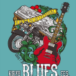 7/30 kiryu Blues Festival 迄2週間足らず