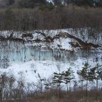 2017年~白川氷柱群の成長の今