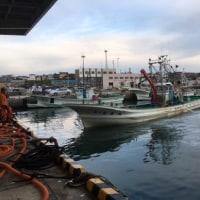 オホーツクの海  秋アジ漁1