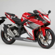 最近のバイクは高価ですネー。