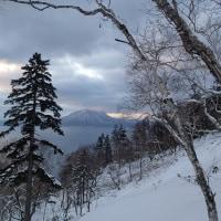 幌平山(718.1m)~初日の出は拝めず