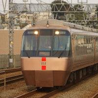 2017年2月26日 小田急 喜多見 EXE さがみ71号 えのしま71号