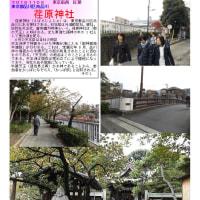 散策 「東京南西部-356」 荏原神社