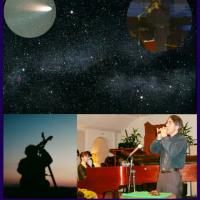 「星と音楽の宇宙(そら)」ピアノ&オカリナ♪プラネタリウムコンサート(予)