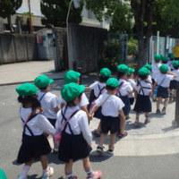 みどり 4歳児 散歩☆