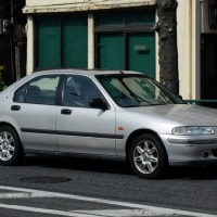 Rover 400 Series 1995-���ݤߤ��ӤӤ�2���ܤΥ?�С� 400 �����