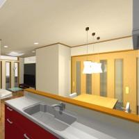 住いの設計デザインで暮らしの環境を整備するという事・・・整理整頓でLDK空間が煩雑なイメージにならない事で毎日の生活の質も実は変わるという事。