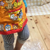 2歳児クラス☆うどん作り