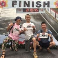 フルマンGo その47 ホノルルマラソン2016