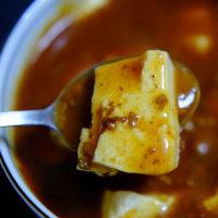 マーボー豆腐丼