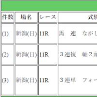 第39回 新潟大賞典(GIII)