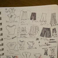 夏服の整理