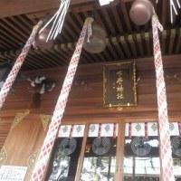 下谷神社(上野3丁目)