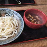 鴨肉汁  つけ麺