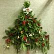 クリスマス飾りにしました