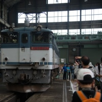 Electric Locomotive#222