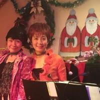 恒例三田のクリスマスライブ…♪