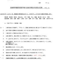 県学童総合開会式役割分担表