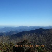 杉山と段ヶ峰、゜天気のいい日に゜
