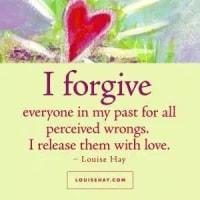 importance of forgiveness